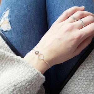 Aglaiaco he.marine collection bijoux o bracelet quartz fum%c3%a9