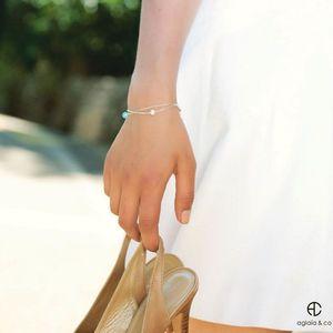 Aglaiaco aglaiaco collection bijoux %c3%a9l%c3%a9gance %c3%a9ternelle bracelet perle