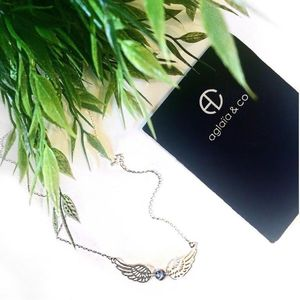 Aglaiaco madmoiselleso collection bijoux r%c3%aaves eaux prondondes collier sodalite