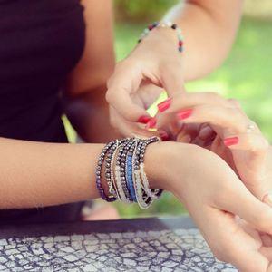 Aglaiaco aglaiaco collection bijoux sentiments contraires bracelet h%c3%a9matite.1