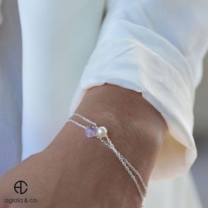 Aglaiaco aglaiaco collection bijoux %c3%a9l%c3%a9gance %c3%a9ternelle bracelet am%c3%a9thyste