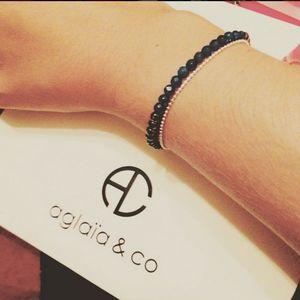 Aglaiaco emebe collection bijoux sentiments contraires bracelet h%c3%a9matite