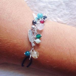 Aglaiaco lightmakeup21 collection bijoux caprice petillant bracelet
