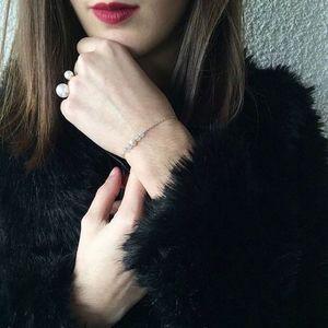 Aglaiaco lapetitebasque collection bijoux heiva cancer du sein bracelet perle culture.1