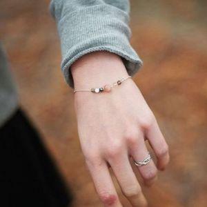 Aglaiaco thehelalogy collection bijoux caprice petillant bracelet pierres