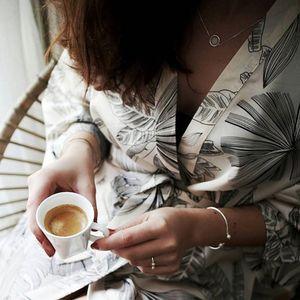 Aglaiaco elegance eternelle collection bijoux jonc perle