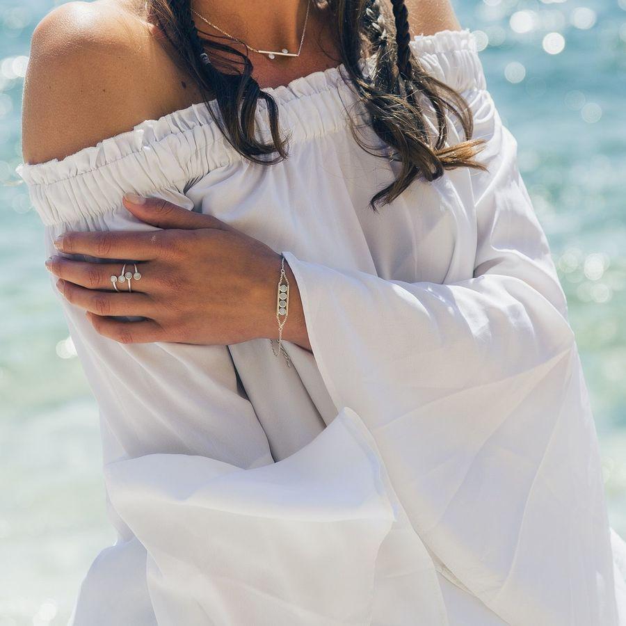 Aglaiaco bijoux argent pierre france ethique equilibre bracelet bague quartz cabochon %283%29