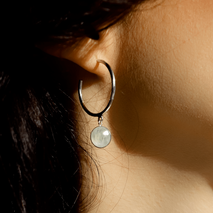 Cr%c3%a9oles boucles oreilles bijoux pierre lune aglaiaco