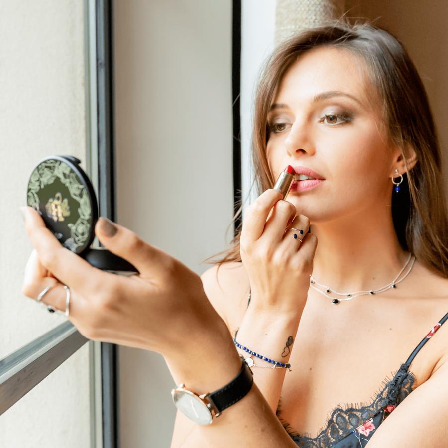 Bijoux aglaia bague collier boucles oreilles made in france %c3%a9thique