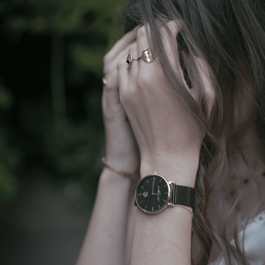 Bijoux montre aglaia %c3%a9thique made in france