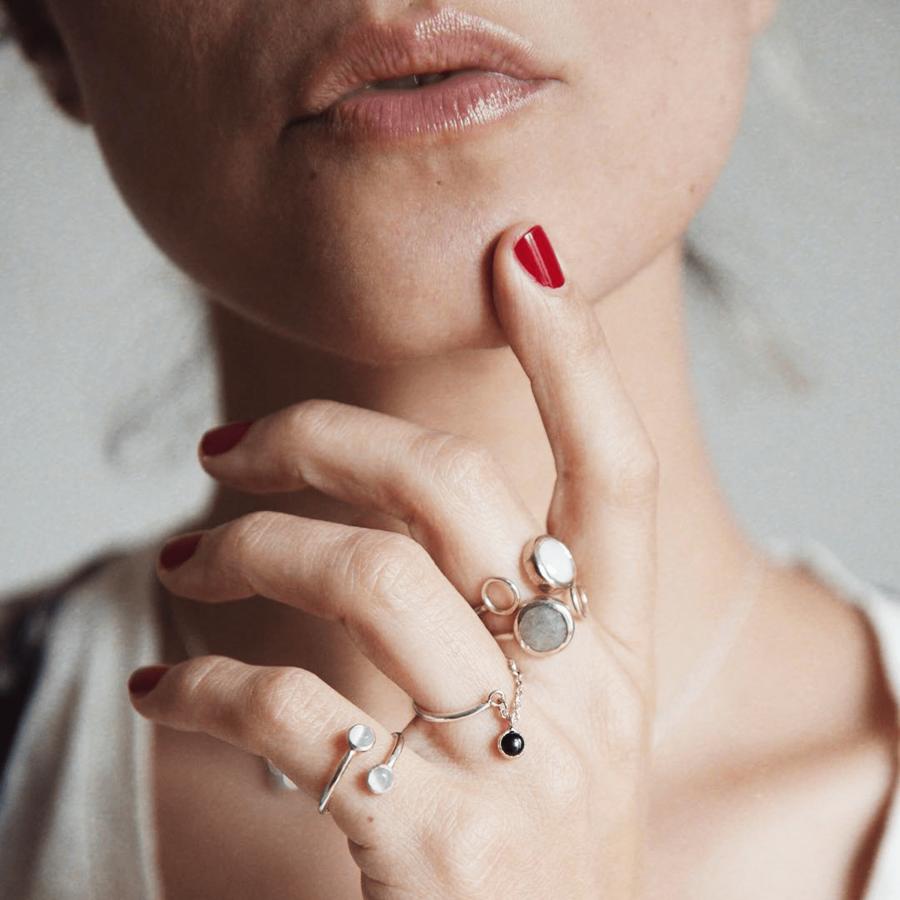 Coline bijoux bague collier liberty onyx quartz aglaiaco %281%29