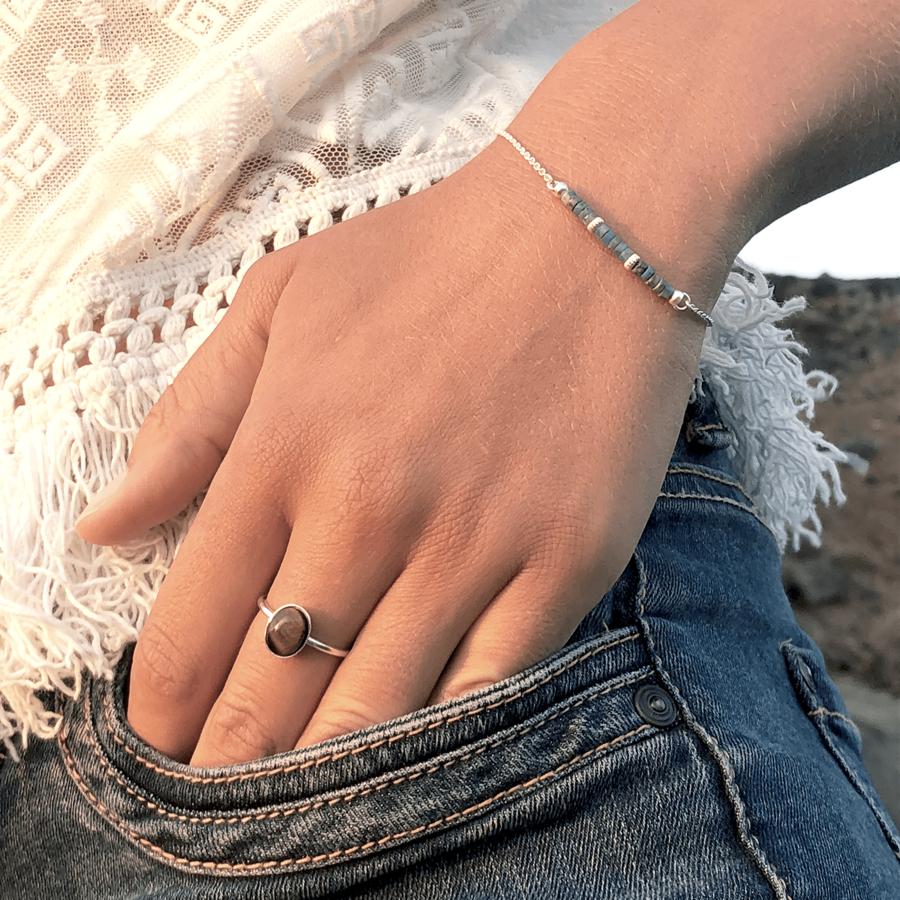 Bague bracelet turquoise wild gipsy argent aglaiaco %283%29