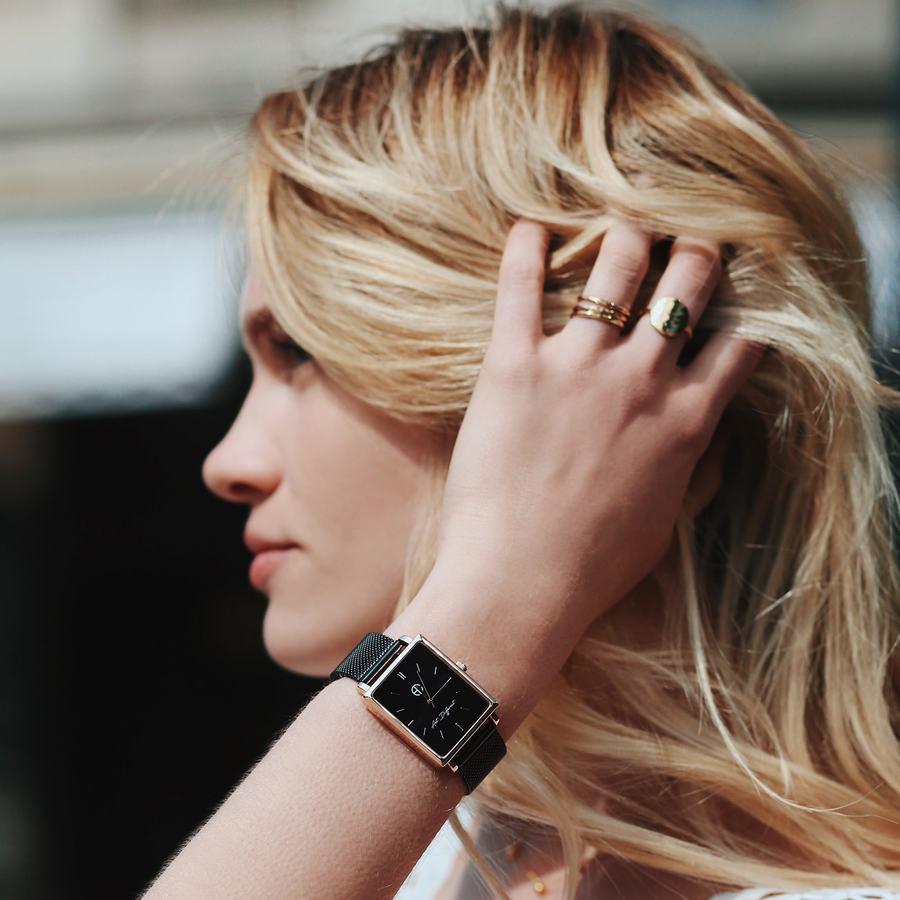 Montre milanais bracelet noir carr%c3%a9 aglaiaco %284%29