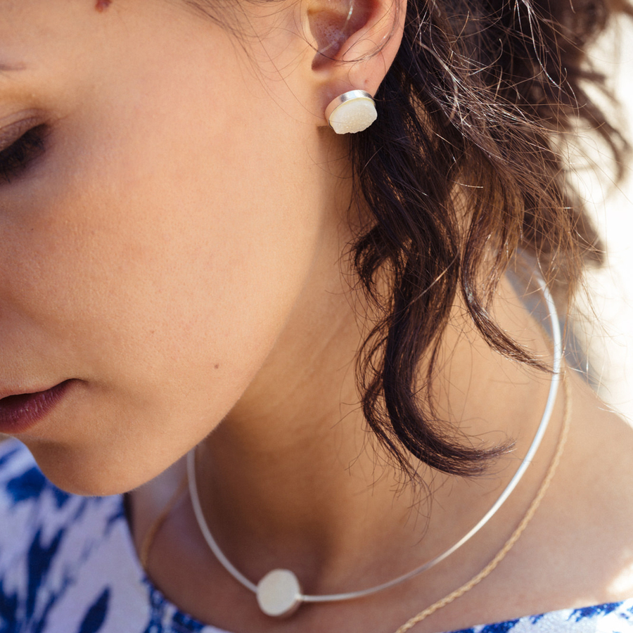 Aglaiaco eppcoline bijoux boheme drusy %283%29