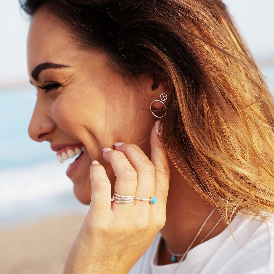 Bague montre bijoux turquoise bleu ethique france aglaiaco %283%29
