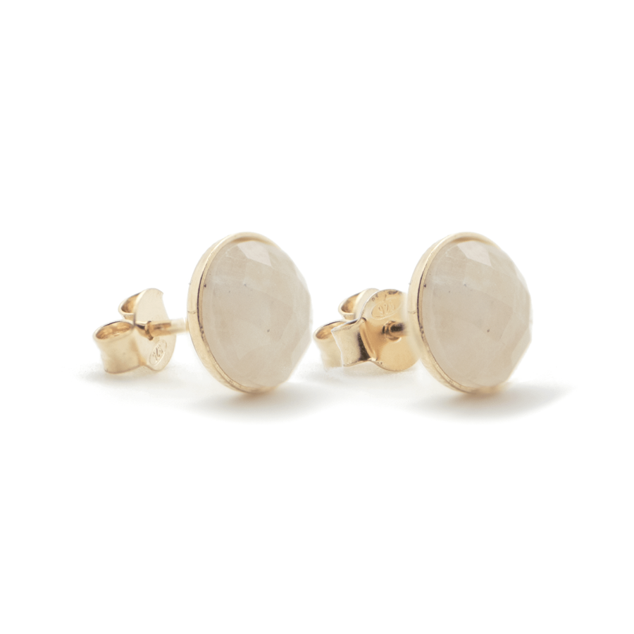 Boucles puce plaqu%c3%a9 or pierre lune mademoiselle gold aglaiaco