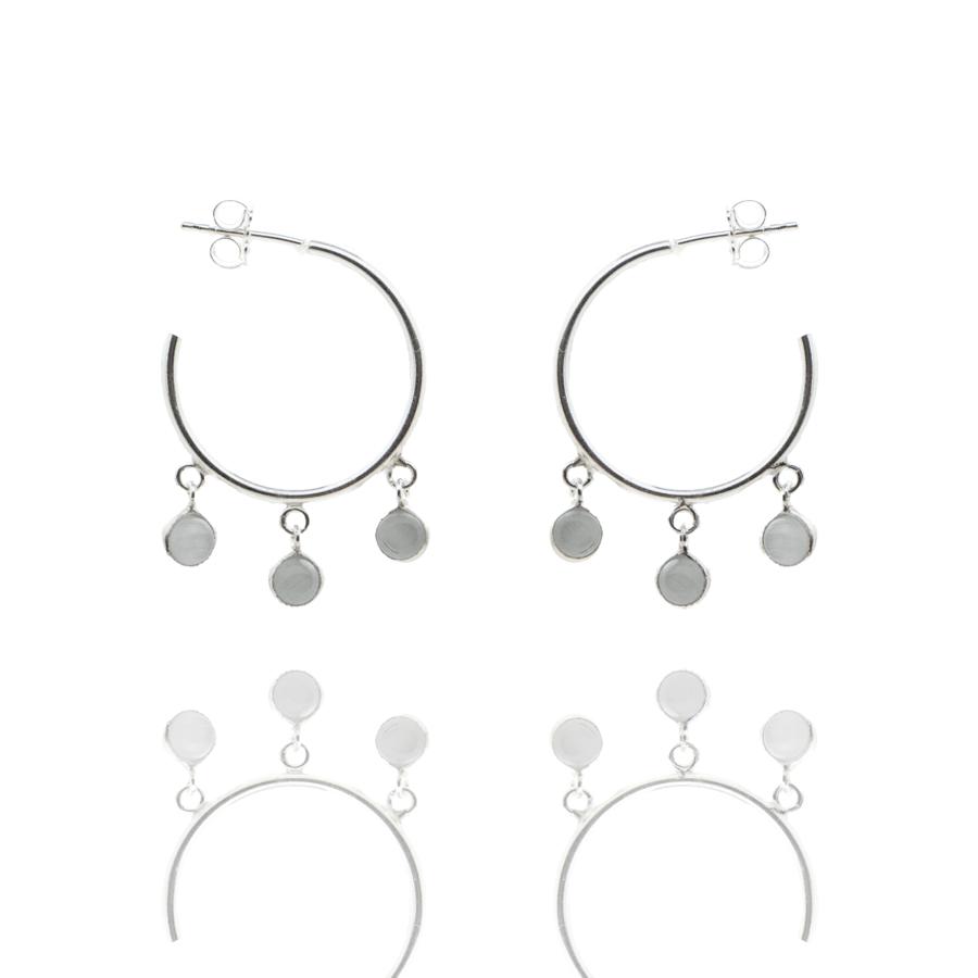 Cr%c3%a9oles argent bijoux pierre quartz gris liberty aglaiaco