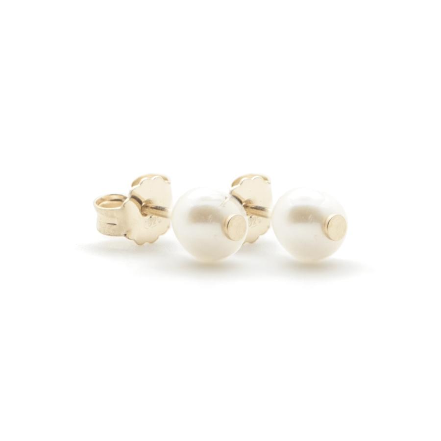 Boucles oreilles plaqu%c3%a9 or perle culture aglaiaco