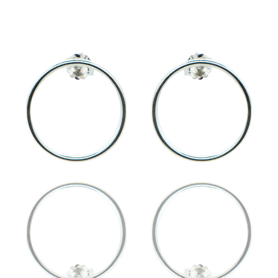 Boucles oreilles argent fine made in france aglaiaco